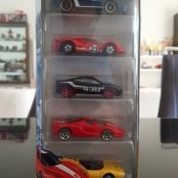 Hot Wheels Ferrari 5-Pack 2011