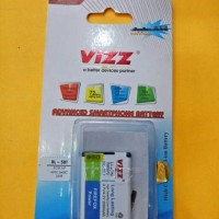 battery/baterai double power VIZZ NOKIA BL-5BT 2600c/2608/N75