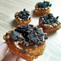 Jual Pisang Nugget Nutella Oreo Murah