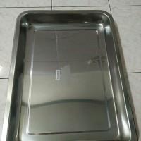 Nampan / Baki Stainless 40x30x4 cm