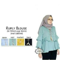 Rufly Blouse