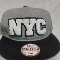 Topi NYC brand 98 Original Snapback stock terbatas 6ce5bbe07c