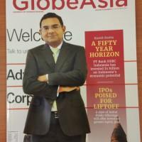 Majalah Globe Asia Bisnis