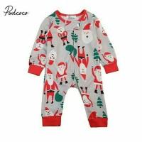 Jual Jumper Baby Christmas / natal / santa claus Murah
