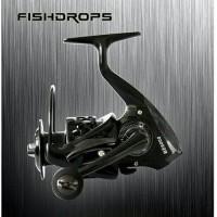 spining reel pancing fishdrops ukuran 1000-3000(barang import)