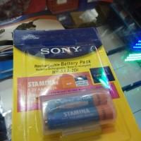 Jual Battery Sony AAA Rechargeable Murah