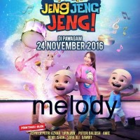 Film Upin Ipin Jeng3 (Dvd)