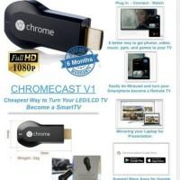 Jual Google Chromecast HDMI Media Player TV Murah