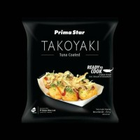 Jual Takoyaki Frozen + Katsuobushi + Bumbu Murah