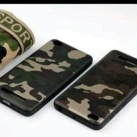Softcase Army military Redminote 4x /Soft touch /Case matte Army