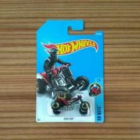 Hot Wheels Motor Quad Rod Red HW Moto
