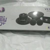 speaker split venom baby diablo vx 68d