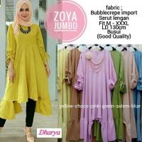 Baju Atasan Wanita Muslim Blouse Zoya Jumbo