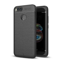 Leather Soft Case Xiaomi Mi A1 MiA1 Hard Cover Casing HP Kulit Silikon