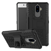 Casing Lenovo K8 k 8/ K8 Note Rugged Armor Hard Soft Case Kick Stand