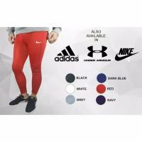 Celana Manset Adidas, Underarmour, Nike (Panjang)