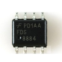 FDS8884 SMD 8-pin LCD Power Management