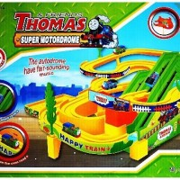 KADO MAINAN THOMAS SUPER MOTODROME