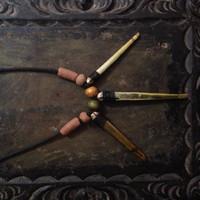 gelang landak laut etnik handmade