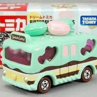 Birthday Sweets Bus SP Dream Tomica Takara Tomy Limited