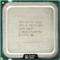 processor core 2 duo 2.2Ghz E 4500 garansi 1 thn