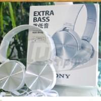 Headphone Sony EXTRA BASS MDRXB450AP + mic Head phone set Headset