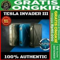 AUTHENTIC TESLA INVADER III - 3 240W - ORIGINAL OTEN - Vape Mod Vapor