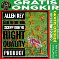 HIGH QUALITY ALLEN KEY - Screw Driver - Kunci obeng T L vape vapor
