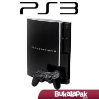 MURAH BANGET !!! FULL GAMES Ps3 Fat Cfw 4.75 + Hardisk 250gb + Full