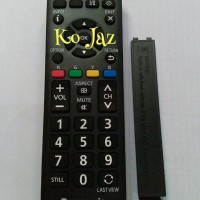 REMOTE TV PANASONIK REAL ORIGINAL