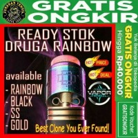Best Quality - Druga RDA 24 Augvape Style Clone vape vapor vaporizer