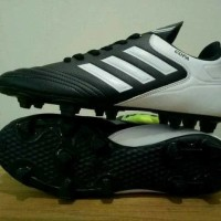 FREE BONUS!!  Sepatu Football Adidas Copa Men - White Black