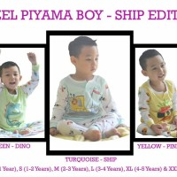Kazel - Piyama Boy Ship Edition 3stel Medium