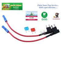 Mini Fusetap Fuse Tap Add a Circuit/ Fusetap Ukuran Mini