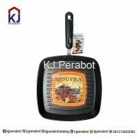 TEFLON SUPRA PERSEGI ROSEMARY 27 CM (SQUARE GRILL PAN)