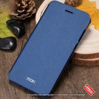 CASING CASE HP MOFI SOFT KULIT LEATHER FLIP LENOVO VIBE K5 HD FLIP