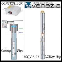 Submersible Pump Venezia 1 Hp Pompa Celup Sumur Dalam B Original