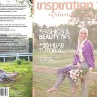 TERMURAH BUKU INSPIRASI WANITA TIPS HIJAB TUTORIAL : INSPIRATION BY