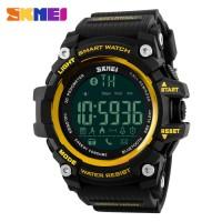 Jual Jam Tangan Pria Original Anti Air Smart Watch SKMEI 1227 Bluetooth Murah