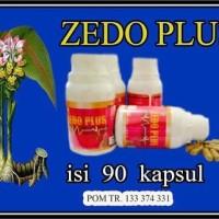 ZEDO PLUS HALAL LPPOM MUI No. 00130056471010 POM TP. 133 374 331