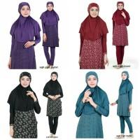 Jual Baju Renang Muslimah Jumbo Big Size - XXXL Murah
