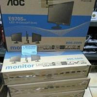 Jual E970Sw AOC LED Monitor 18,5