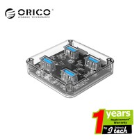 ORICO MH4U-U3-10 USB Hub 3.0 4Port Transparent