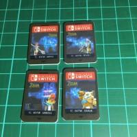 MINI Amiibo Card Clone Zelda BOTW