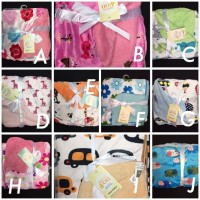 Harga Spesial Selimut bayi blanket double fleece carter 2 Terbaru