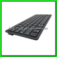 Keyboard Wireless Komputer for Android Tablet iPhone Samsung Smart TV