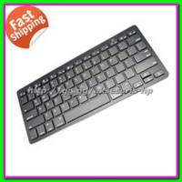 Wireless Keyboard Slim Portable Universal for Tablet PC Game KomputerL