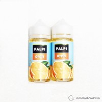 Palpi Oren 100ML 3MG Pulpy Orange Jeruk Fresh Sunkist Liquid Vape