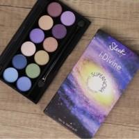 Sleek iDivine i-Divine Eyeshadow Pallete Ori UK 100% by Sleek make up