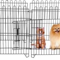 harga Kandang Anjing Kucing 70x70/kandang Pagar/kandang Hewan/pagar Hewan Tokopedia.com